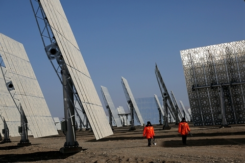 China Boosts Hydrogen Fuel Cell Investment in Green Energy Push