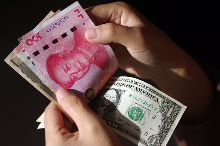 If the yuan weakens too much, it will do a lot of damage to market confidence, increase capital outflow pressure, and even give the U.S. government a chance to question China in future negotiations. Photo: VCG