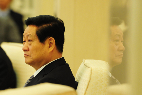 Zhao Zhengyong. Photo: China News Service
