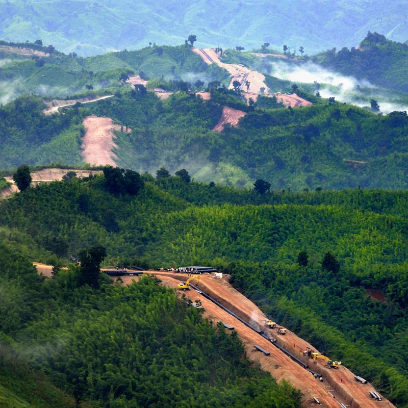 中石油-中缅项目