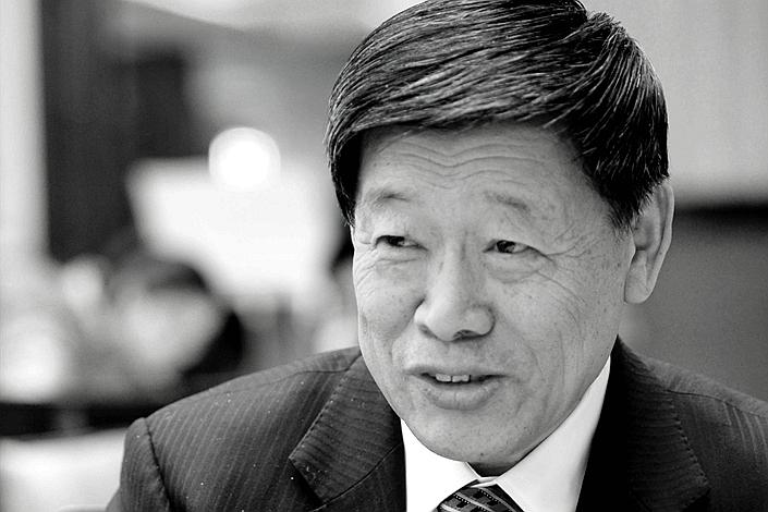 Zhang Shiping, chairman of Weiqiao Pioneering. Photo: IC Photo