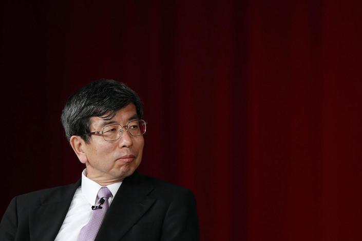 Takehiko Nakao, president of the Asian Development Bank. Photo: VCG