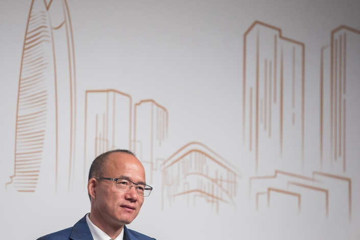 Fosun Chairman Guo Guangchang. Photo: Bloomberg