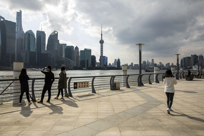 The main issue with credit risk mitigation warrants in China is the risk of pricing distortion, fueled by China's short history of bond defaults and a lack of data on recovery rates. Photo: Bloomberg