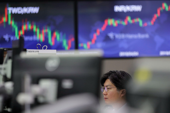 As of the end of April, 106 companies had implemented debt-for-equity swaps that involved a total of 909.5 billion yuan, government data show. Photo: IC Photo
