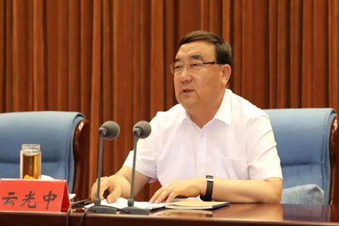 Yun Guangzhong. Photo: Hohhot Municipal Party Committee