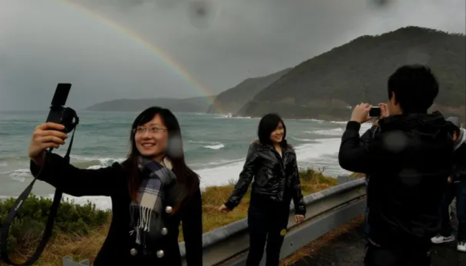 Australia's Chinese tourist boom was never going to last forever. Photo: AFR