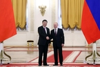 中俄经贸愿景升格