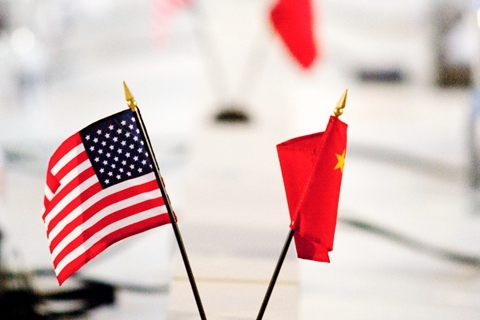 U.S. and Chinese officials will hold their first face-to-face meeting in Shanghai since May, the White House said. Photo: VCG