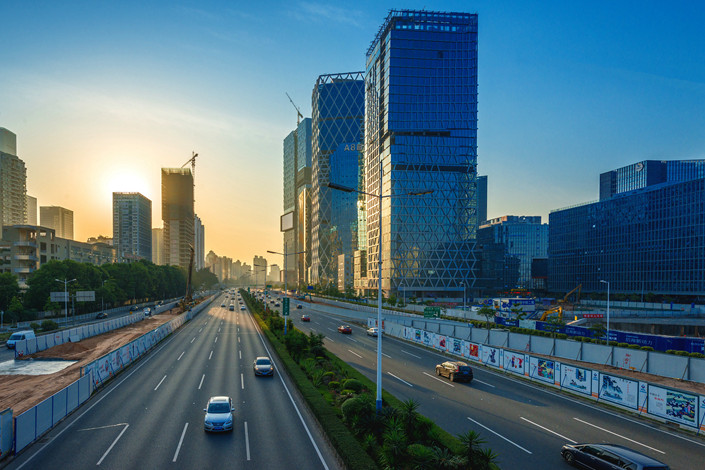 """This year has been the worst for the Shenzhen office market in the last decade, and it could also be the best year for the next decade,"" an analyst said. Photo: VCG"