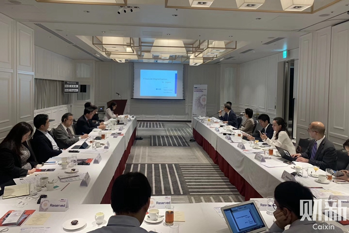 On the sidelines of the G-20 summit, Caixin convened a roundtable on Sunday in Osaka and gathered key decision-makers, high-level executives and renowned academics to look at the challenges facing Asia. Photo: Caixin