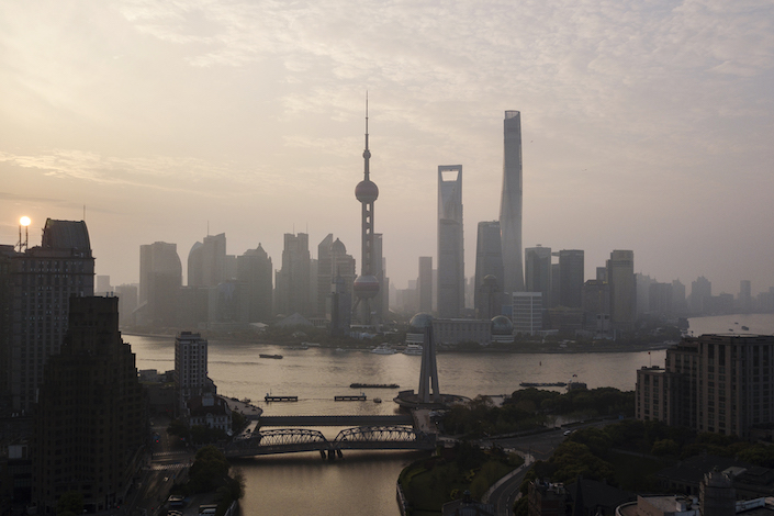 China is seeking to encourage international investors to become more involved in its financial sector. Photo: Bloomberg