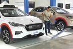 百度自动驾驶路测超200万公里 车载交互服务落地吉利汽车