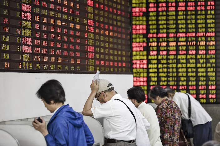 Demand is expected to be high for the initial batch of candidates to list on the Shanghai new high-tech board. Photo: Bloomberg