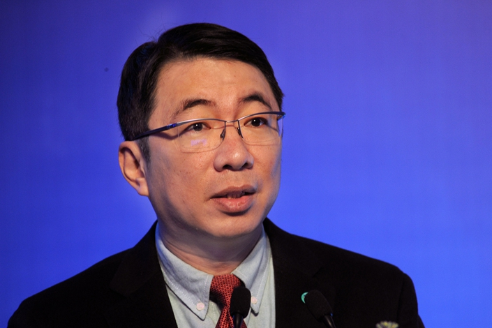 Veteran financial regulator Zheng Yang. Photo: VCG