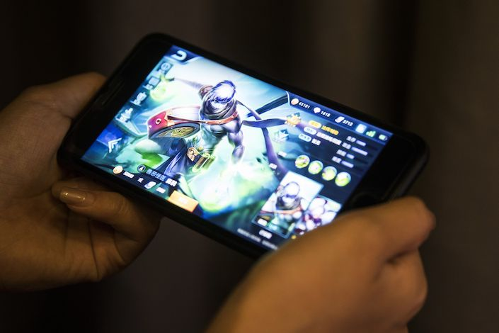 Tencent is keen to shore up its bottom line as growth slows. Photo: Bloomberg