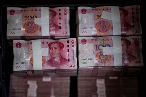 Chinese authorities issued rules on how local authorities can refinance trillions of yuan of hidden debt and reduce risk over several years. Photo: VCG