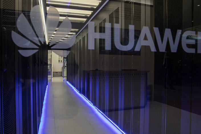 Huawei's headquarters in the southern city of Shenzhen on March 6. Photo: VCG