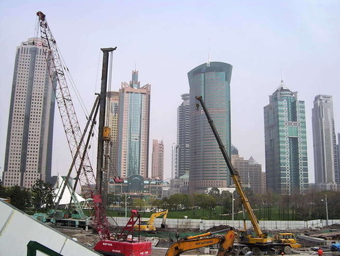 China's GDP Growth Dips to 6.2% in Second Quarter