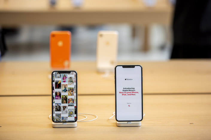 TSMC Counts on New iPhones for Revival After Trade War Hit