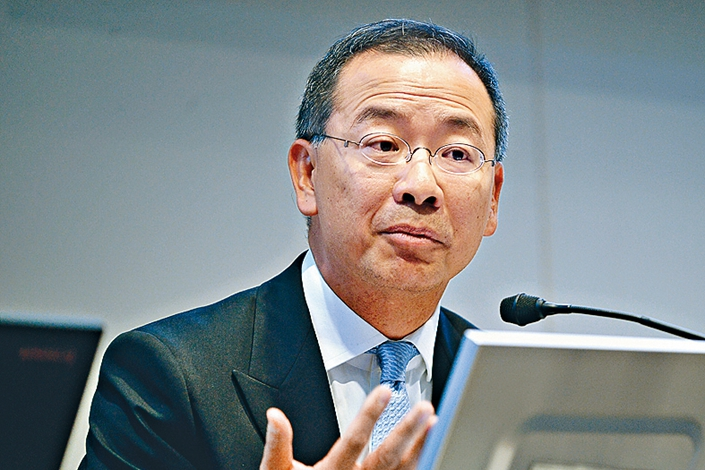 Eddie Yue was appointed as new head of the Hong Kong Monetary Authority. Photo: IC Photo