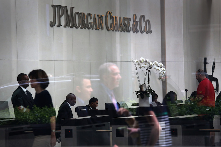 JPMorgan Chase becomes the first foreign company to take control of a Chinese fund company. Photo: VCG