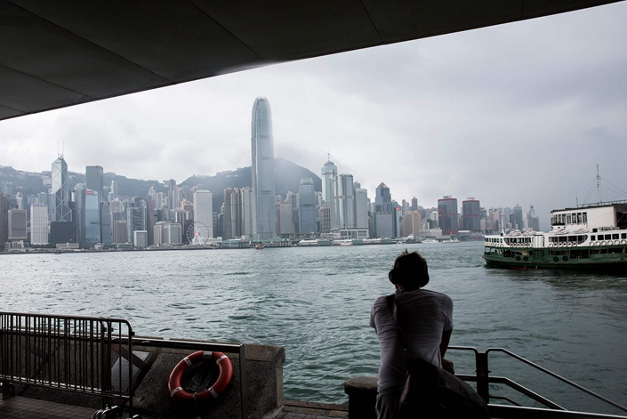 Photo: VCGVictoria Harbor, Hong Kong, on May 20. Photo: VCG