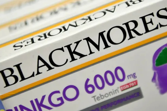 China was a pot of gold for Blackmores in the heyday of 2015 and 2016 when its share price soared to a record high. Photo: AFR