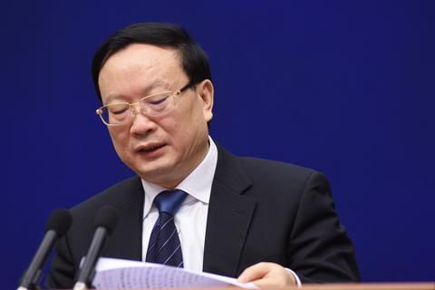 Wang Bao'an. Photo: VCG