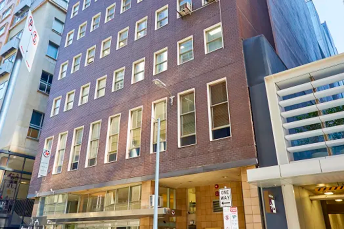 This property in Melbourne was bought by Jeff Xu for A$40.5 million. Photo: Courtesy of Jeff Xu/AFR
