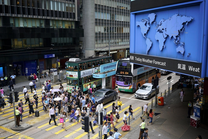 Why ipo in hong kong