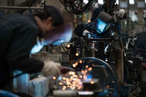 12月统计局制造业PMI录得50.2 与上月持平
