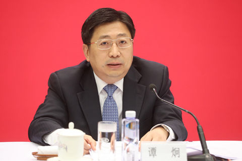 Tan Jiong. Photo: VCG