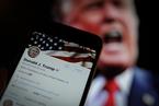 """特朗普对社交媒体平台施压 称自己是在""""捍卫言论自由"""""""