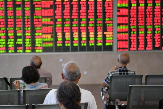 Chinese Investors React Coolly to Signs of Easing Trade Tensions