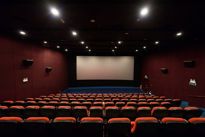 China has become the world's second-largest movie market, growing rapidly in recent years. Photo: VCG
