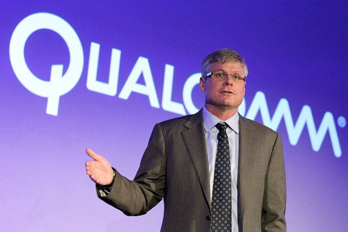 Qualcomm CEO Steve Mollenkopf. Photo: IC Photo