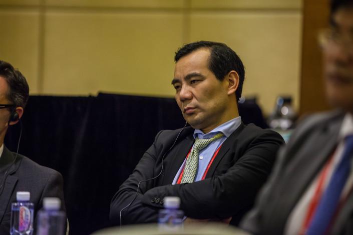Wu Xiaohui. Photo: VCG
