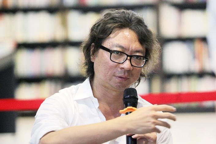 Xu Zhiyuan, author of