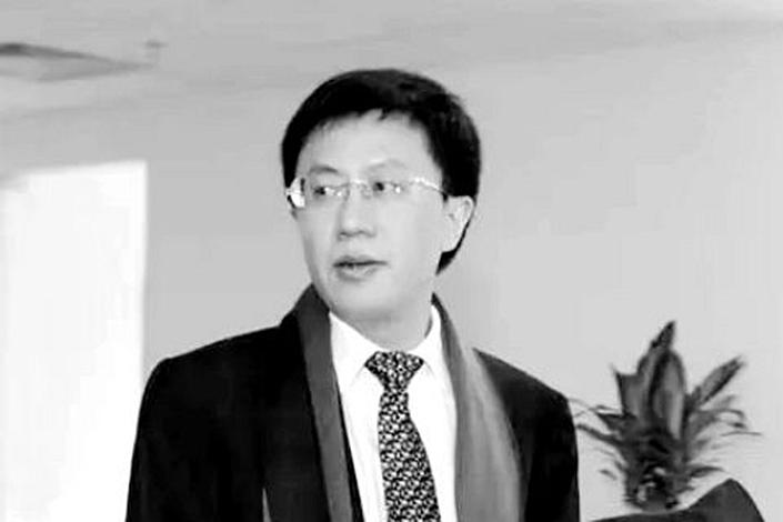Zhang Zhenxin