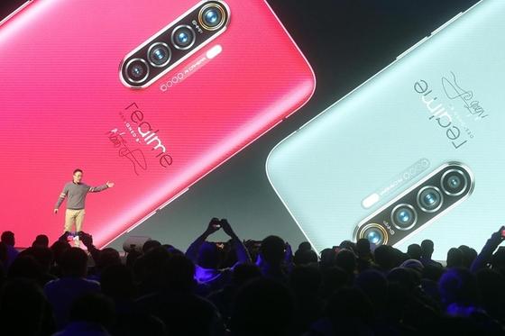 Budget Smartphone-Maker Realme Shifts Up-Market