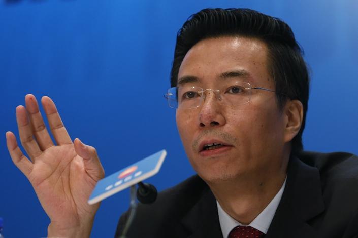Wang Dongjin. Photo: IC Photo