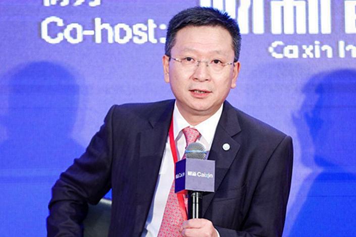 Xie Yonglin. Photo: Caixin