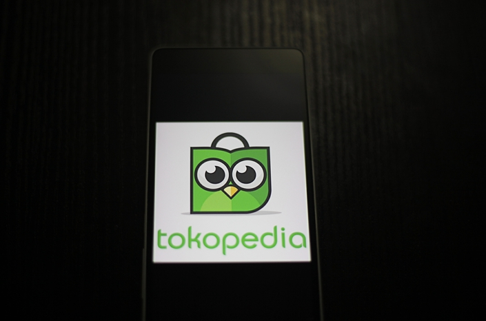 Tokopedia is one of Indonesia's five unicorns, with a valuation of $7 billion, according to one research firm. Photo: IC Photo