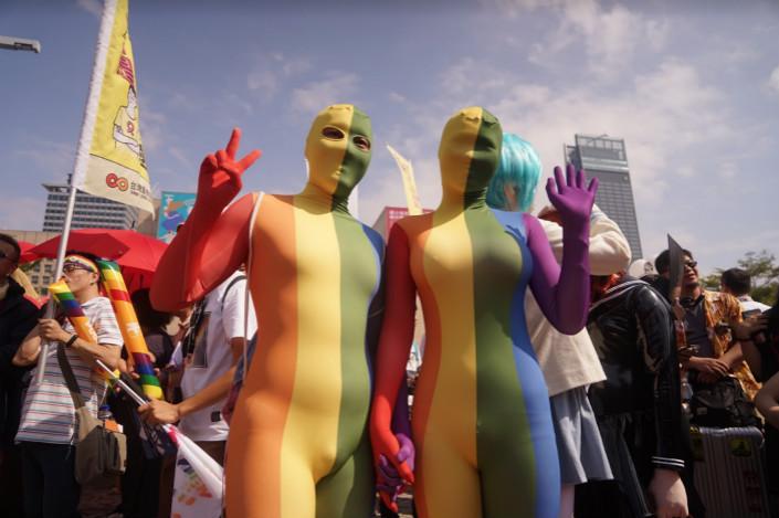 Photo: Taiwan Pride Parade