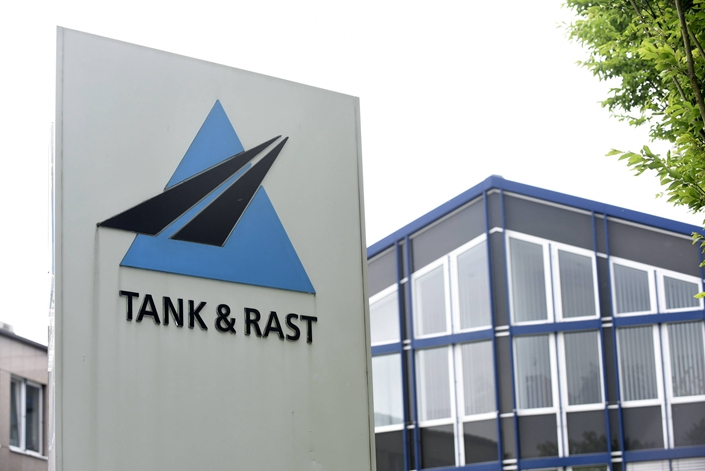 A deal could value the German rest stop chain at 5 billion euros to 6 billion euros. Photo: IC Photo