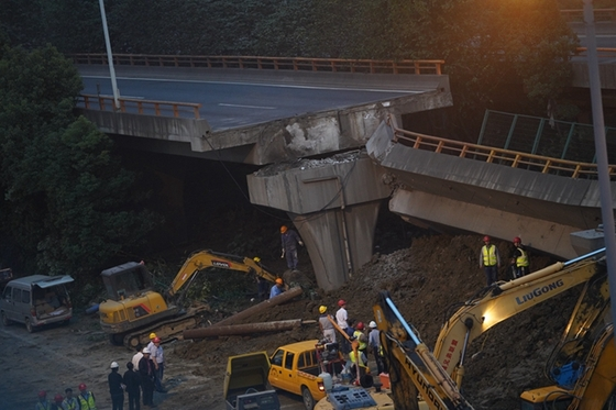 In Depth: Overloaded and Overturned — Inside the Deadly Wuxi Bridge Collapse