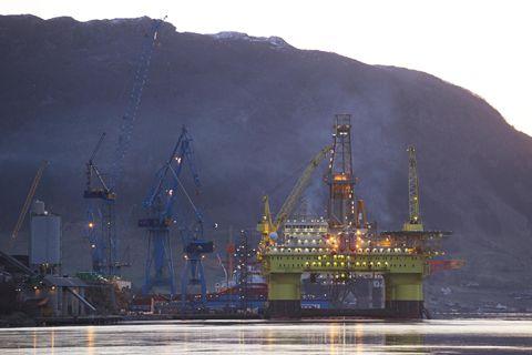挪威:正视环境问题,开发北极石油是大势所趋