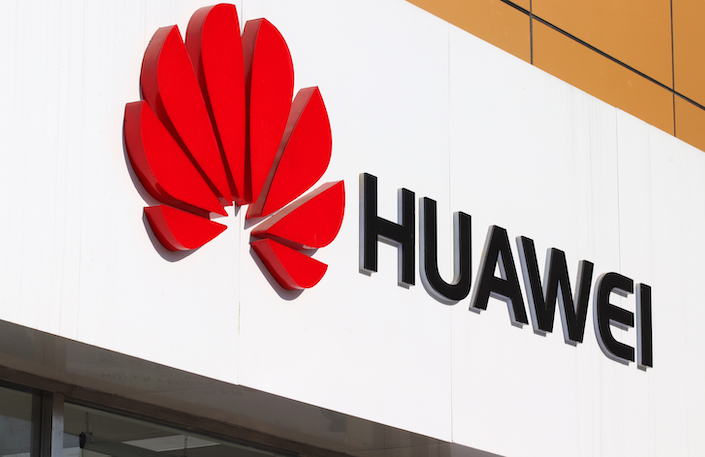Huawei's top executive is positive on the company's prospects in Europe. Photo: VCG