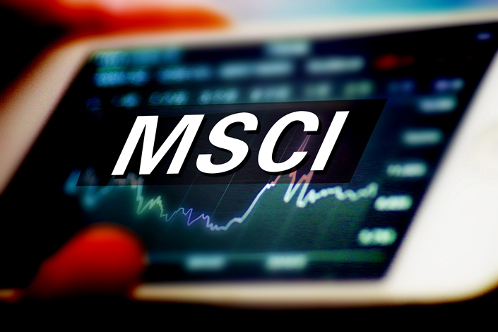 China A shares will have a weight of 12.1% in the MSCI China Index, and 4.1% in the MSCI Emerging Markets Indexes. Photo: IC Photo